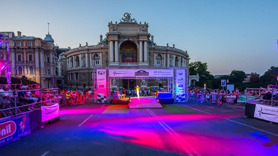 Старт другого етапу Чемпіонату України з міні-ралі Кубок Лиманів відбудеться в Одесі