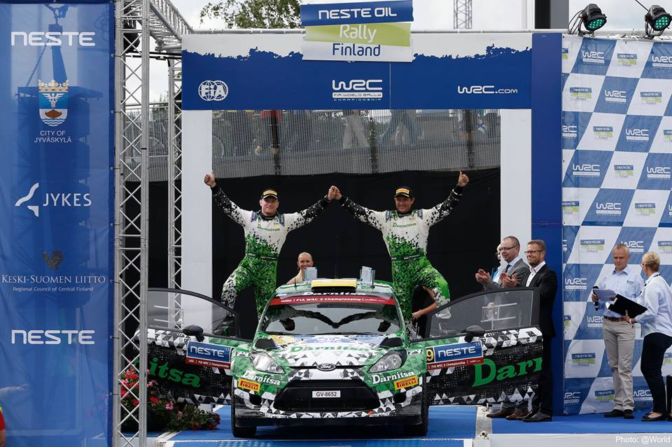 Юрій Протасов вкотре довів, що він здатний протистояти найсильнішим гонщикам світу
